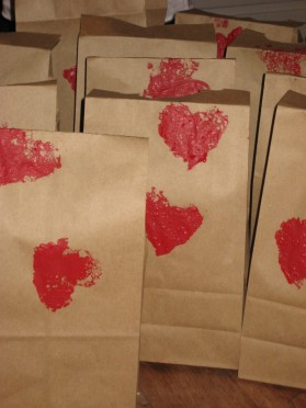 bags onparade